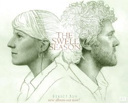 Cover image for The Swell Season's new album, Strict Joy.