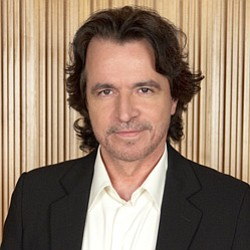 Promotional photo of Yanni. Photo courtesy of Silvio Richetto