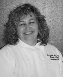 Photo of Chef Arleen Lloyd.