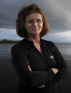 Author photo of Nancy Knowlton. Her lecture takes place November 16th from 6:30-8 p.m.