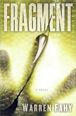 "Book cover of ""Fragment"" by Warren Fahy."