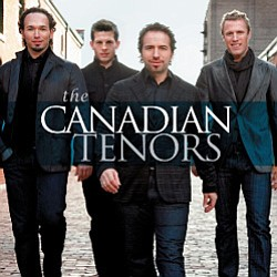 Promotional photo of The Canadian Tenors