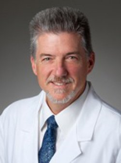 Dr. James Hemp, M.D., who will be lecturing on the benefits of minimally invasive robotic surgery.