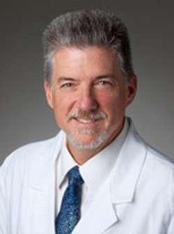Dr. James Hemp, M.D., who will be lecturing on the benefi...