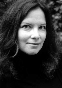 Image of poet, Carolyn Forche.