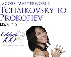 Graphic image for Tchaikovsky To Prokofiev A Jacobs Maste...