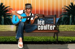 Promotional photo of singer-songwriter Lee Coulter. Photo by sharissecoulter.com
