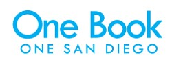 One Book, One San Diego logo.