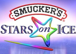 Smucker's Stars on Ice Saturday, May 22 at 7:30 p.m. ...