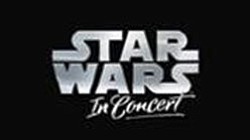 "Graphic logo for ""Star Wars In Concert"""