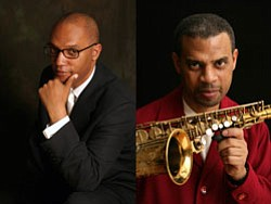Billy Childs and Steve Wilson (Wilson photo credit: John Abbott)