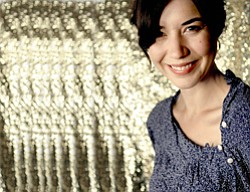 Promotional Graphic of Musical Artist Lisa Hannigan.