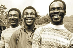 Image of Toots and the Maytals.