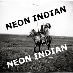 Promotional Graphic of Neon Indian.