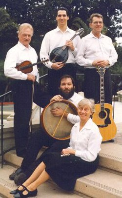 Graphic of Musical Ensemble SilverWood.