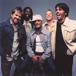 Promotional image of the band Common Sense.