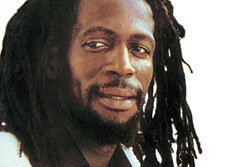 Image of Gregory Isaacs.