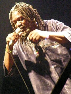 Promotional image of Horace Andy.