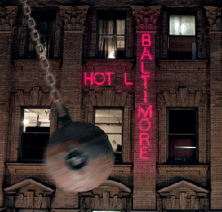 The Hot L Baltimore promotional graphic.