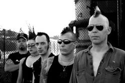 Image of the KMFDM Band.