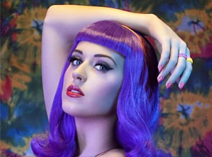 Image of popstar, Katy Perry, who will be performing live at the Valley View Casino Center.