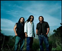 Image of Los Lonely Boys.