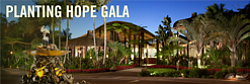 Promotional Graphic for Planting Hope Gala 2012.
