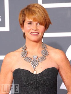 Image singer/songwriter Shawn Colvin.