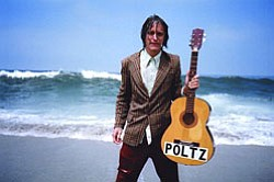 Promotional image of Steve Poltz.