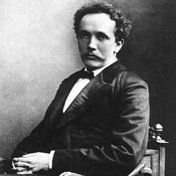 Photo of German opera composer Richard Strauss. (Photo: public domain)