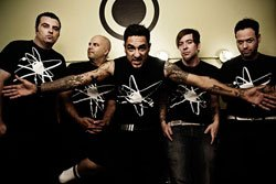 Image of the band Strung Out.