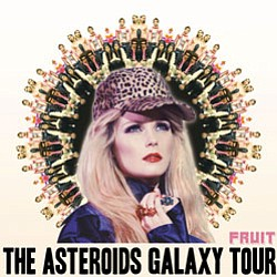 Promotional image of The Asteroids Galaxy Tour.