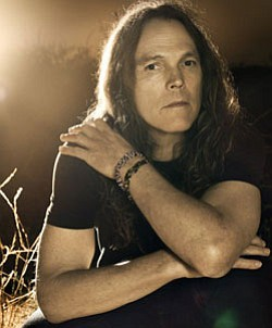 Promotional photo of musician Timothy B Schmit.