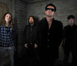 Image of the band, Unwritten Law.