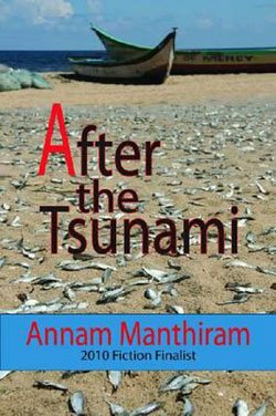 """Image of Annam Manthiram's book """"After the Tsunami"""""""