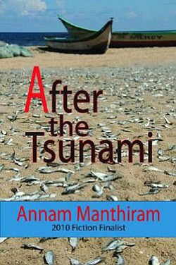 "Image of Annam Manthiram's book ""After the Tsunami"""