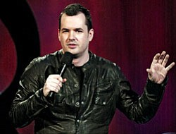 Image of comedian Jim Jefferies.