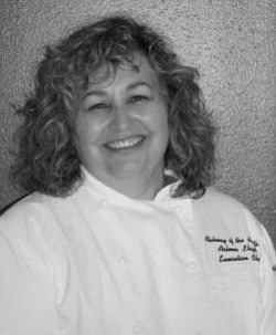 Chef Arleen Lloyd.
