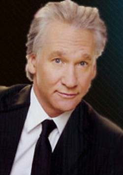 Image of Bill Maher.