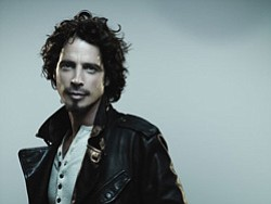 Promotional image of musical artist Chris Cornell.
