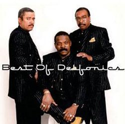 The Delfonics together. See them perform live at 4 & B at 8p.m.