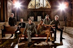 Promotional photo of Fitz & The Tantrums
