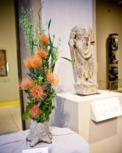 Promotional photo for Art Alive 2011: Bouquet Bash at the...