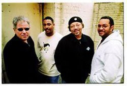 Promotional photo of the Funky Meters.