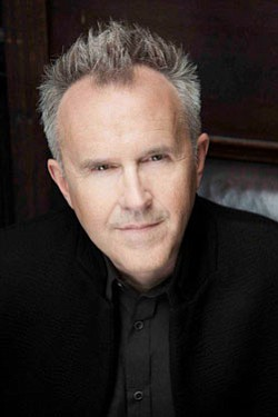 image of contemporary music artist Howard Jones.