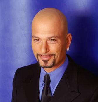 Promotional photo of Howie Mandel.