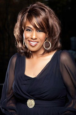 "Image of Jennifer Holliday, the star of the original ""Dreamgirls."""