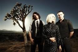 Promotional graphic of the Joy Formidable.