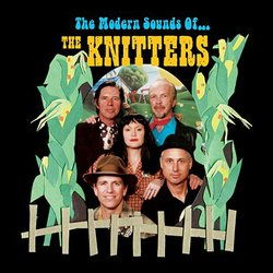 """Cover image of The Knitters' album, """"The Modern Sounds of The Knitters."""""""