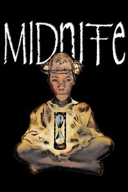 Promotional graphic for legendary roots reggae band Midnite.
